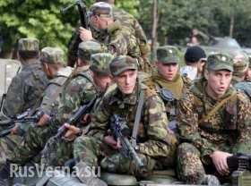 Сводка: идут бои, ВСУ считают, что под Дебальцево их атакует бронепоезд ополчения