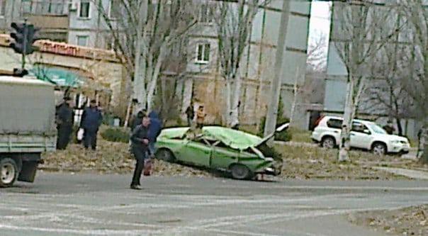 Артемовск - АСВАБАДИТИЛИ ПРИЕХАЛЕ!